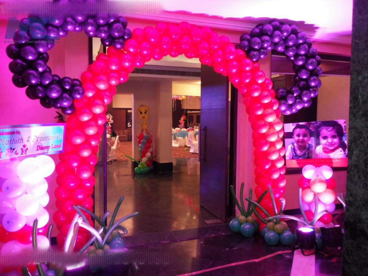 Birthday Party Ideas Birthday Party Platinum Plus Package